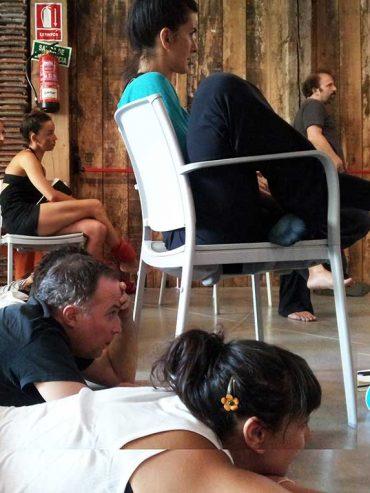 THEATRE RESEARCH WORKSHOP with Andrés Lima